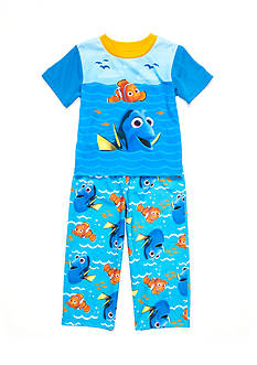 Disney Pixar Finding Dory 2-Piece Pajama Set Toddler Boys