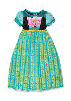 Disney® Anna Coronation Night Gown Toddler Girls