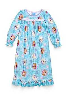 Disney Frozen Night Gown Toddler Girls