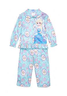 Disney Frozen 2-Piece Elsa Pajama Set Toddler Girls