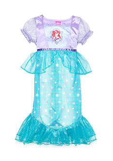 Disney® Ariel Fantasy Night Gown Toddler Girls