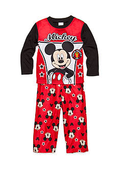Disney® 2-Piece 'Team Mickey' Pajama Set Toddler Boys