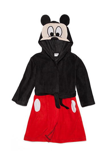Disney® Mickey Mouse® Character Robe Sleepwear Toddler Boys