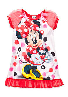 Disney® Minnie Mouse Nightgown Toddler Girls