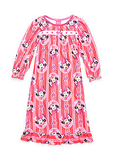 Disney Minnie Mouse Night Gown Toddler Girls
