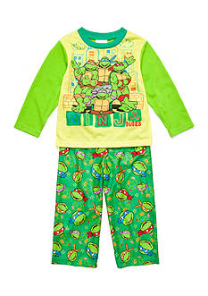 Nickelodeon™ Teenage Mutant Ninja Turtles™ 2-Piece 'Ninja Dudes' Pajama Set Toddler Boys