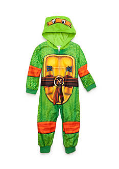 Nickelodeon™ 1-Piece Teenage Mutant Ninja Turtles Pajama Toddler Boys