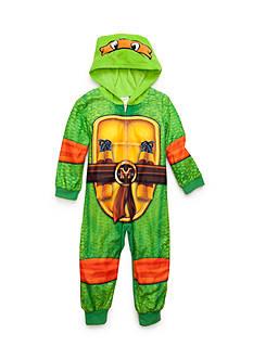 Nickelodeon™ 1-Piece Teenage Mutant Ninja Turtles Pajama Toddler Boys