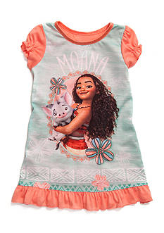 Disney Moana Nightgown Toddler Girls