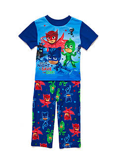 PJ Masks 'Save the Day' 2-Piece Pajama Set Toddler Boys