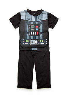 Star Wars 2-Piece Darth Vader with Cape Pajama Set Toddler Boys