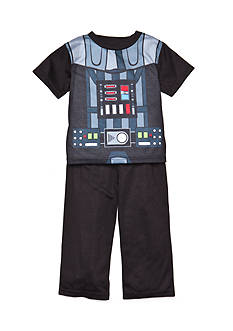 Star Wars 2-Piece Vader Suit Pajama Set Toddler Boys