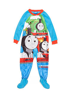 AME Thomas Blanket Footed Pajama Toddler Boys