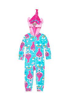 DreamWorks Trolls Character 1 Piece Sleepwear Toddler Girls