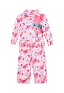 AME 2-Piece Trolls Pajama Set Toddler Girls