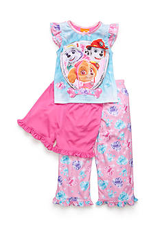 Nickelodeon™ 3-Piece Paw Patrol Pajama Set Toddler Girls