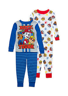 Nickelodeon™ 4-Piece Paw Patrol Pajama Set Toddler Boys
