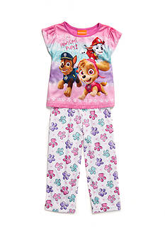 Nickelodeon™ Paw Patrol 'Pawsome Pups' 2-Piece Pajama Set Toddler Girls