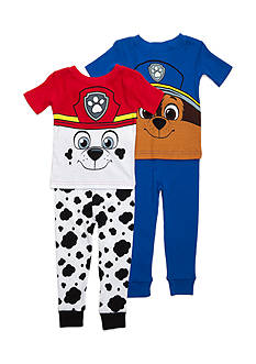 Nickelodeon™ Paw Patrol 4-Piece Pajama Set Toddler Boys