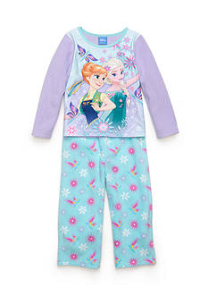 Disney Frozen Character Pajama Set Toddler Girls