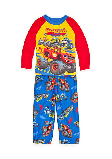 Nickelodeon™ 2-Piece Blaze and the Monster Machines Pajama Set Toddler Boys