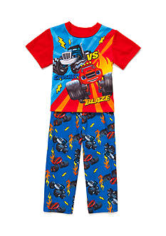 Nickelodeon™ Blaze vs. Crusher 2-Piece Pajama Set Toddler Boys