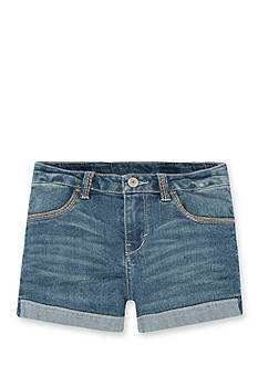 Levi's® Levi's® Thick Stitch Shorty Short Toddler Girls