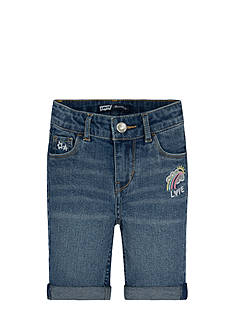 Levi's Bella Bermuda Shorts Toddler Girls