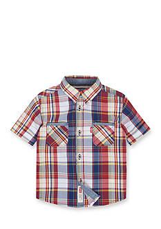 Levi's Seacliff Western Plaid Shirt