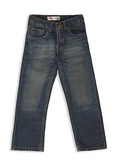 Levi's 505 Regular Fit Jeans For Toddler Boys