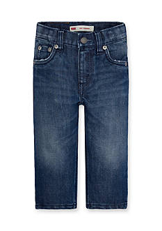 Levi's 514 Straight Denim Blue Jeans Toddler Boys