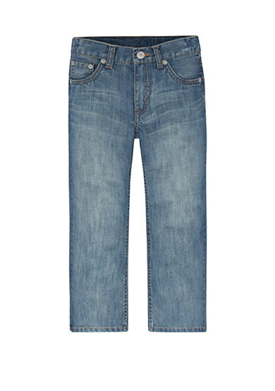 Levi's® 505 Regular Fit Jeans For Toddler Boys