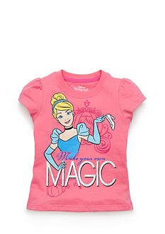 Disney® Cinderella 'Make Your Own Magic' Top Toddler Girls