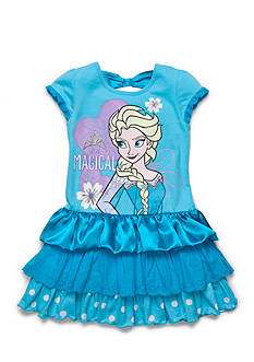 Disney® Disney Frozen® Elsa 'It's Magical' Tiered Dress Toddler Girls