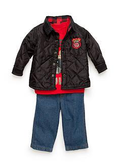 Nannette 3-Piece Truck Outfit Set