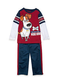 Nannette The Secret Life of Pets Set Toddler Boys