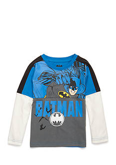 Nannette Batman® Tee Toddler Boys
