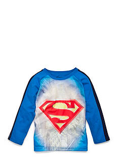 Nannette Superman® Tee Toddler Boys