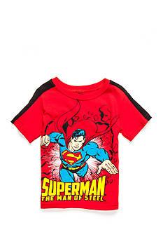 Nannette Superman Tee Toddler Boys