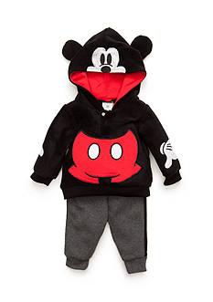 Disney Mickey Mouse Fleece Set