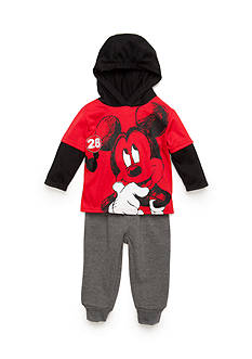 Disney Mickey Fleece Jogger
