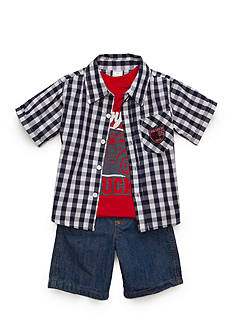 Nannette 3-Piece Truck Set Toddler Boys