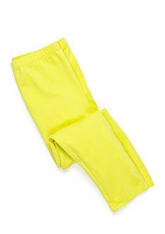 J Khaki™ Solid Leggings Toddler Girls