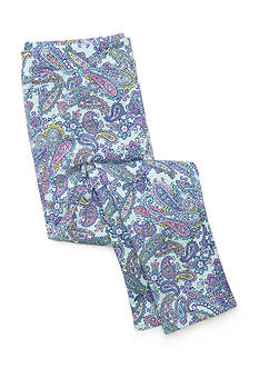 J. Khaki Paisley Knit Legging Toddler Girls