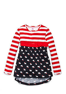 J. Khaki Scottie Top Toddler Girls