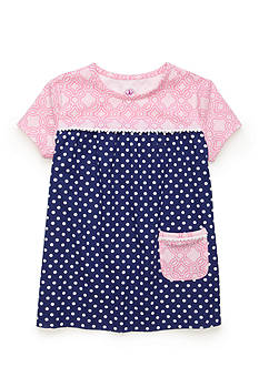 J. Khaki® Babydoll Top Toddler Girls