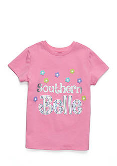 J. Khaki Southern Belle Tee Toddler Girls