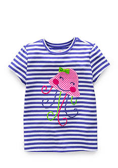 J. Khaki Jellyfish Tee Toddler Girls