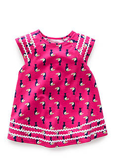 J. Khaki Toucan Babydoll Top Toddler Girls