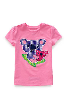 J. Khaki Koala Tee Toddler Girls